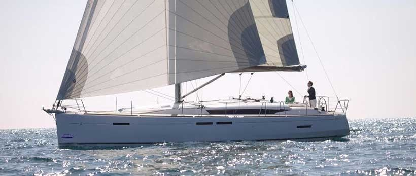 Jeanneau Sun Odyssey 449 Sailing Yacht Charter Croatia Main