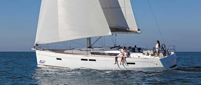 Jeanneau Sun Odyssey 479 Sailing Yacht Charter Croatia Main