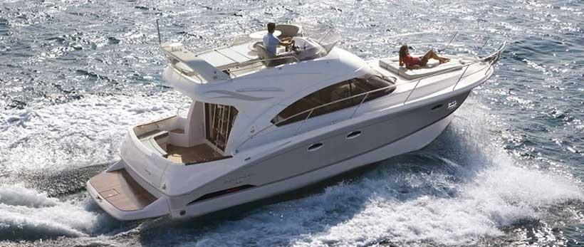 Antares 36 Motor Yachts Charter Croatia Main