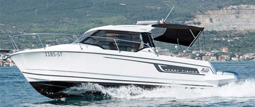 Merry Fisher 795 Motor Yachts Charter Croatia Main