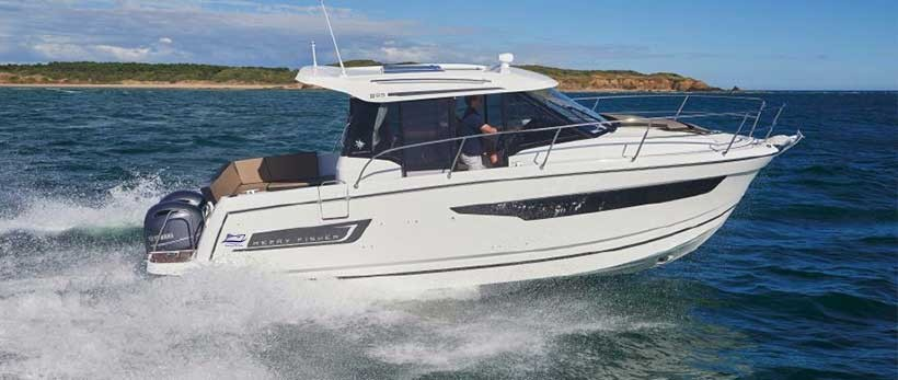 Merry Fisher 895 Motor Yachts Charter Croatia Main