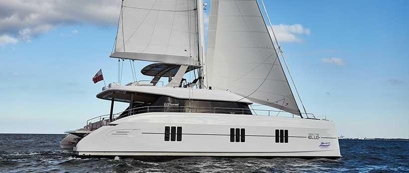 Sunreef 60 Catamaran Charter Greece Main