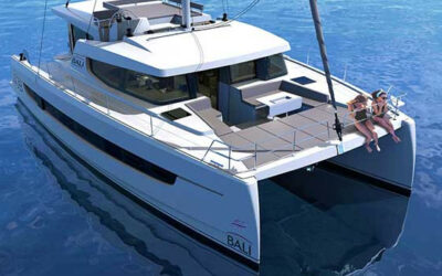Bali 4.8 Catamaran Charter Greece Main