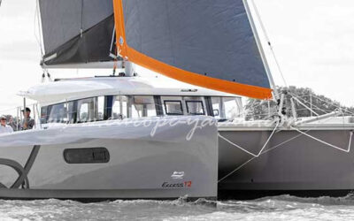 Excess 12 Catamaran Charter Greece Main