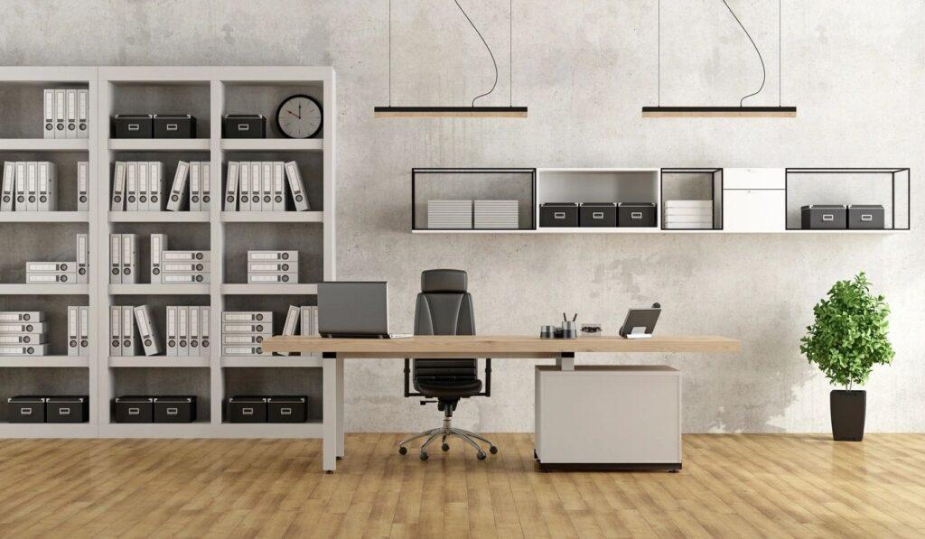 front office desk
