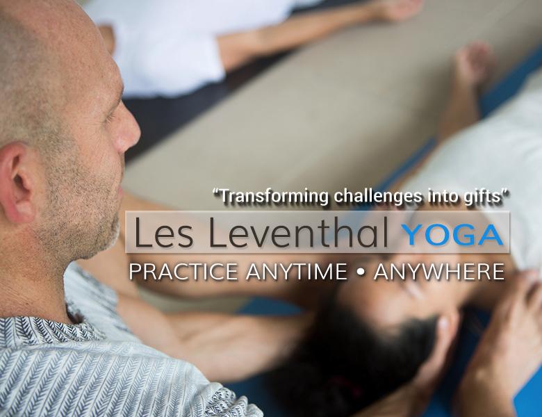 Les Leventhal Yoga Videos
