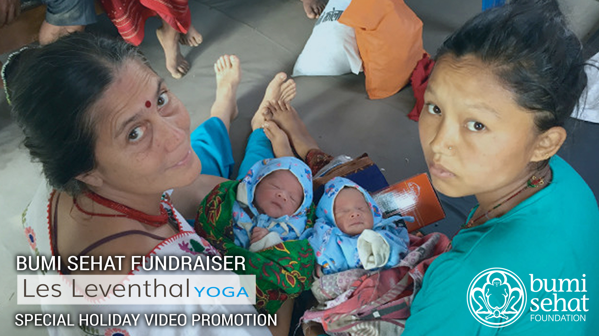 Bumi Sehat Fundraiser