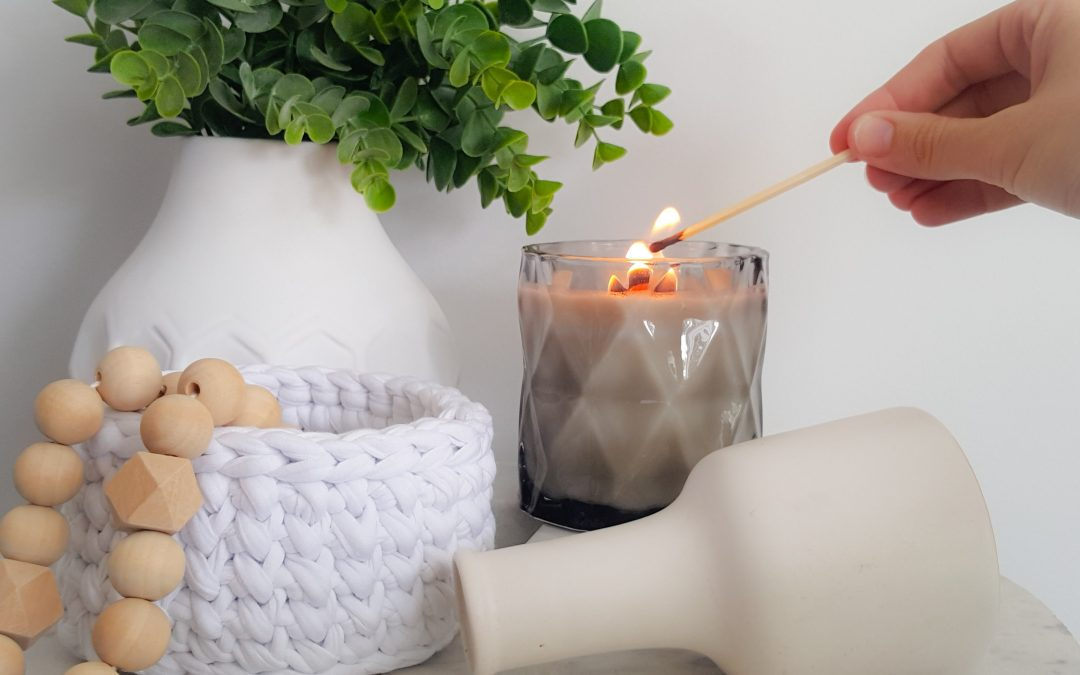 How to care for your Wood Wick