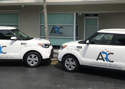 New ARC Company Car image