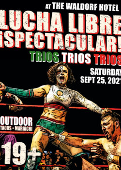 Lucha Libre Spectacular 3