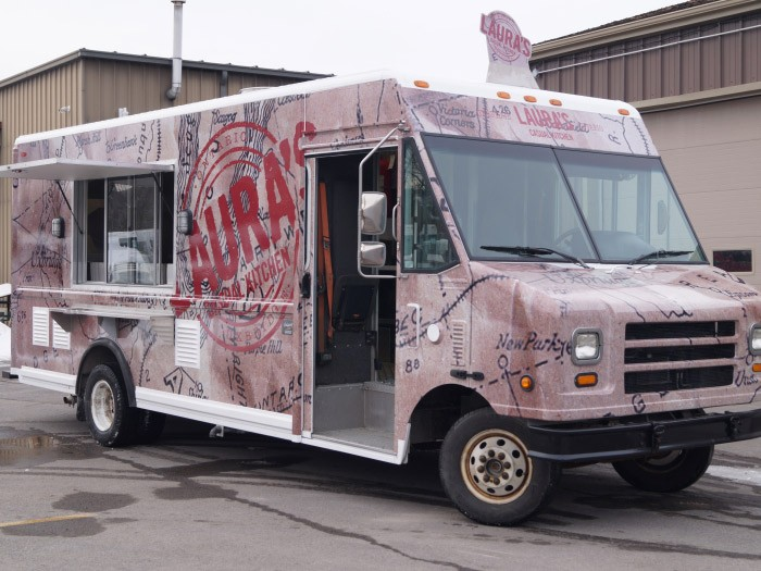 Laura's Casual Kitchen Food Truck