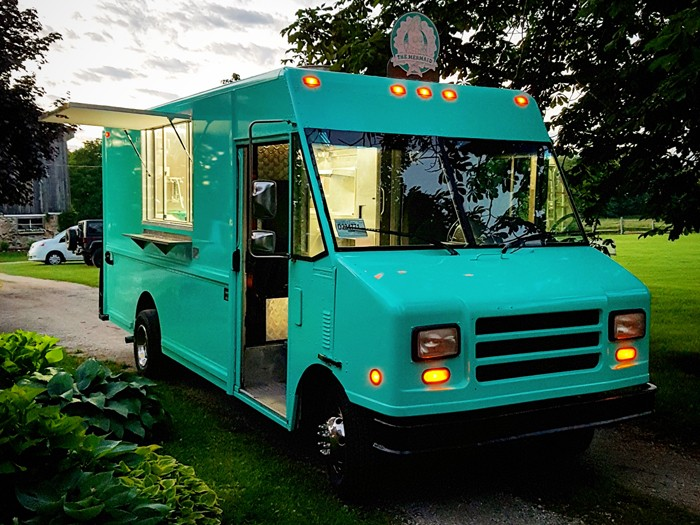 The Mermaid Food Truck