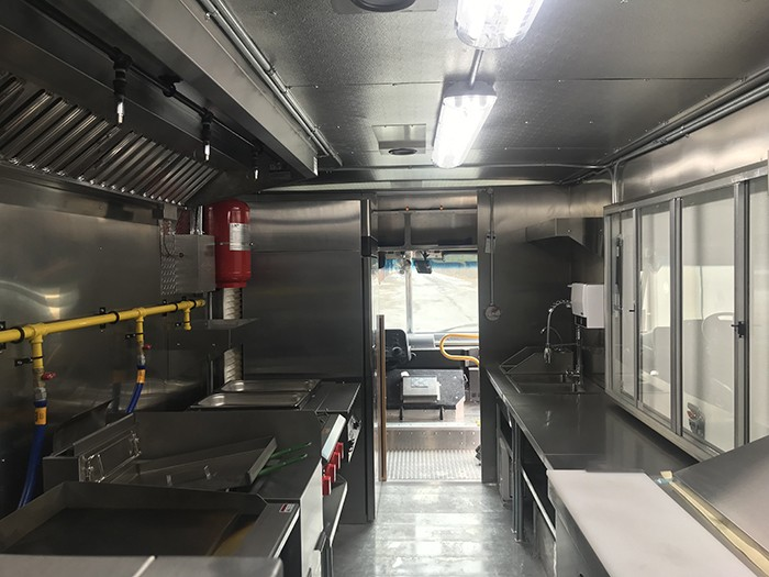 The Kosher Pickle Food Truck