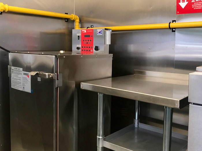 The Serial Griller Food Truck