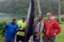 Dr. Haas Fishing in Panama With His Son