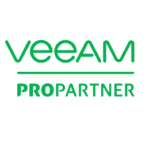 Synchronicity is a Veeam Pro Partner.