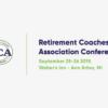 """15. Best Of: """"Retirement Coaches Association Newsletter Summer 2019"""""""