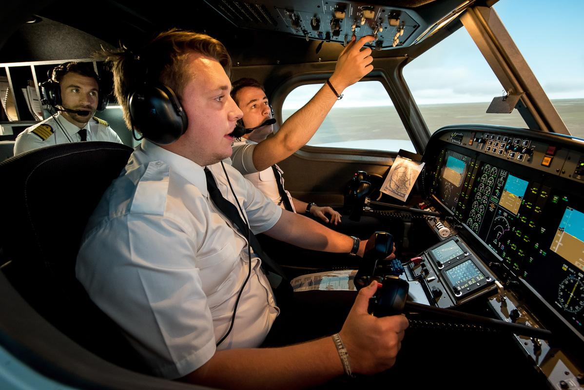 Alsim Flight Simulator
