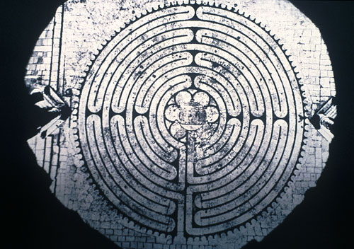 Walking the Labyrinth…at the crossroads