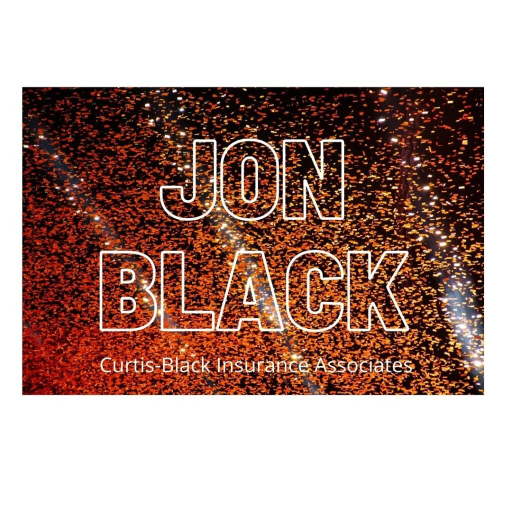Jon Black sign