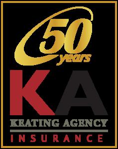 Keating Agency Logo