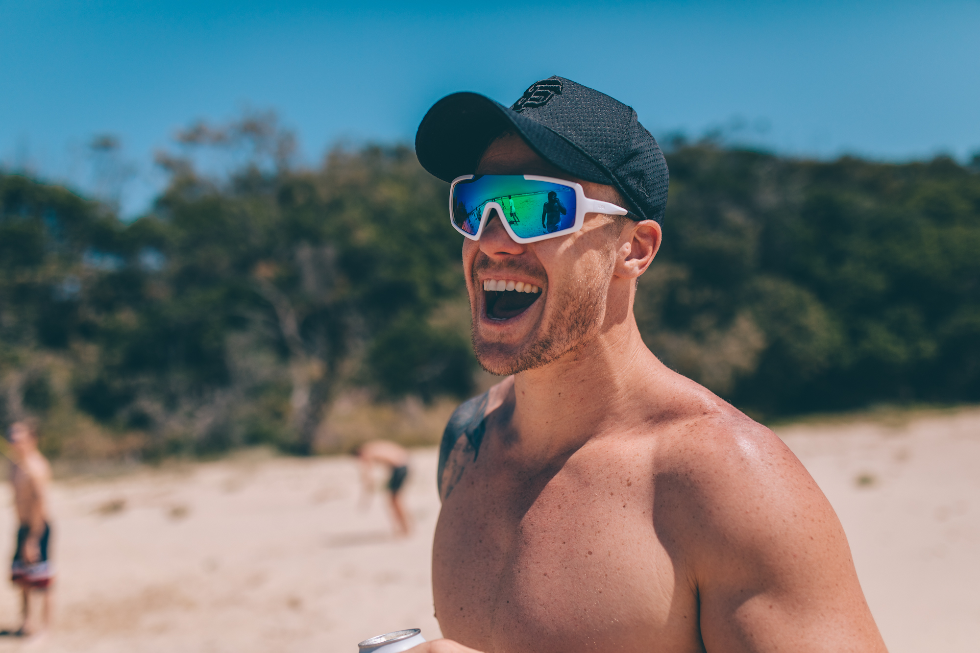 Soda Shades of Summer Eyewear Sunglasses Welcome to Summer Campaign Polarized Australia-132