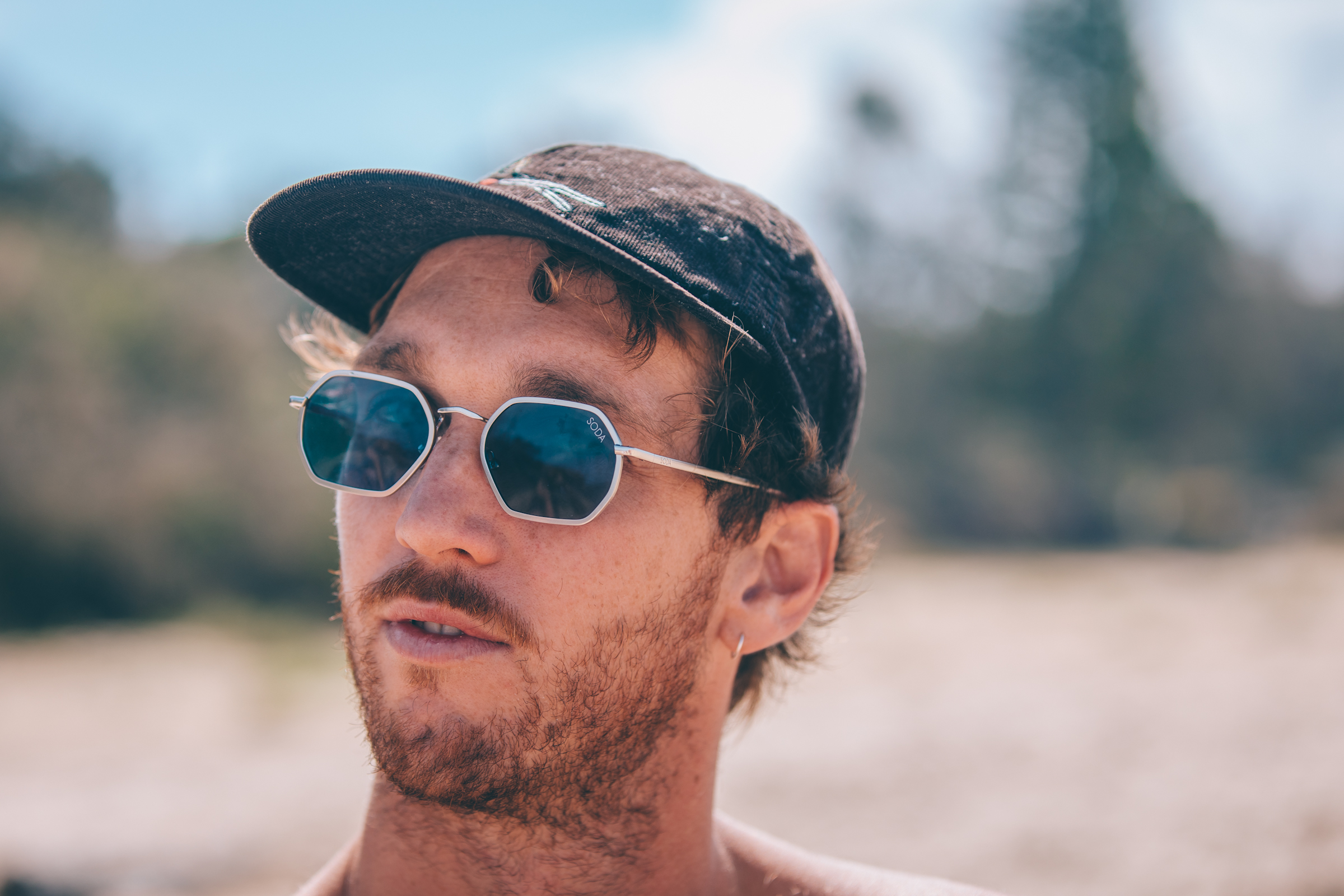 Soda Shades of Summer Eyewear Sunglasses Welcome to Summer Campaign Polarized Australia-48
