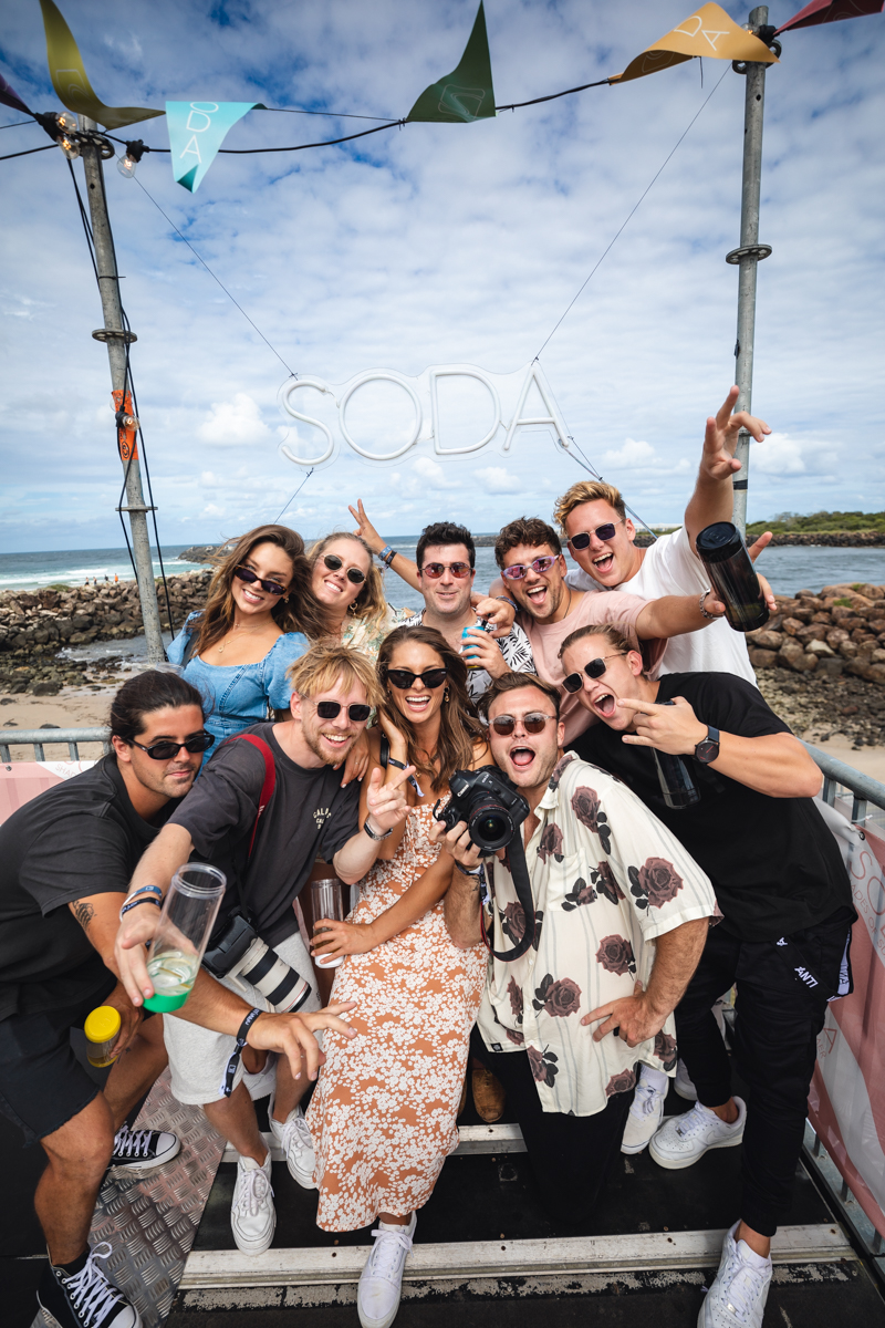 For The Love FTL Tweed heads Gold Coast Soda Shades eyewear Ned Simes Nedyo party Steph Claire Smith Josh Miller-43
