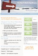 Email Marketing + Web Analytics Start at 29.95