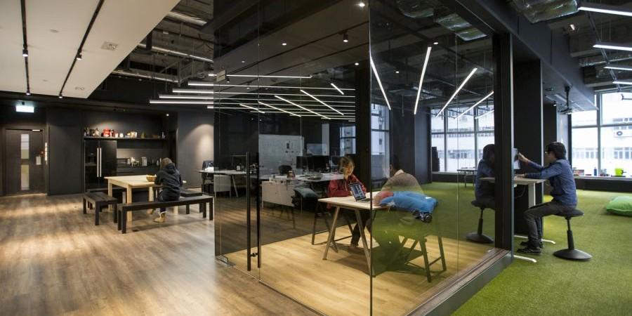 revamp office design
