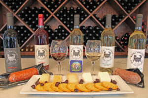 Wine, Cheese & Meat Pairing