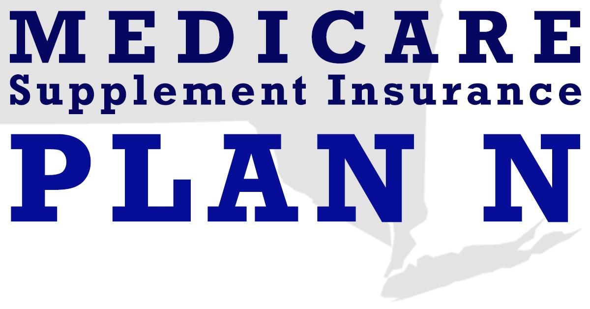 Medicare Supplement Insurance Plan N