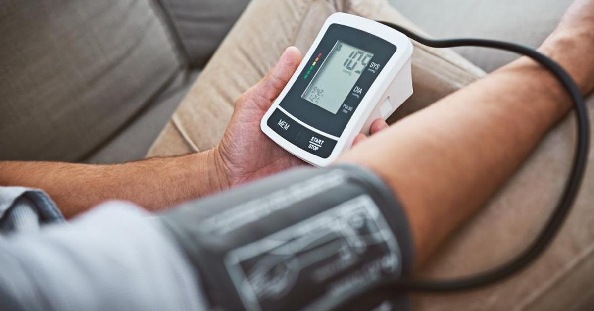 medicare wellness visits blood pressure checker