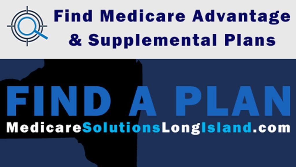 find Medicare insurance plans