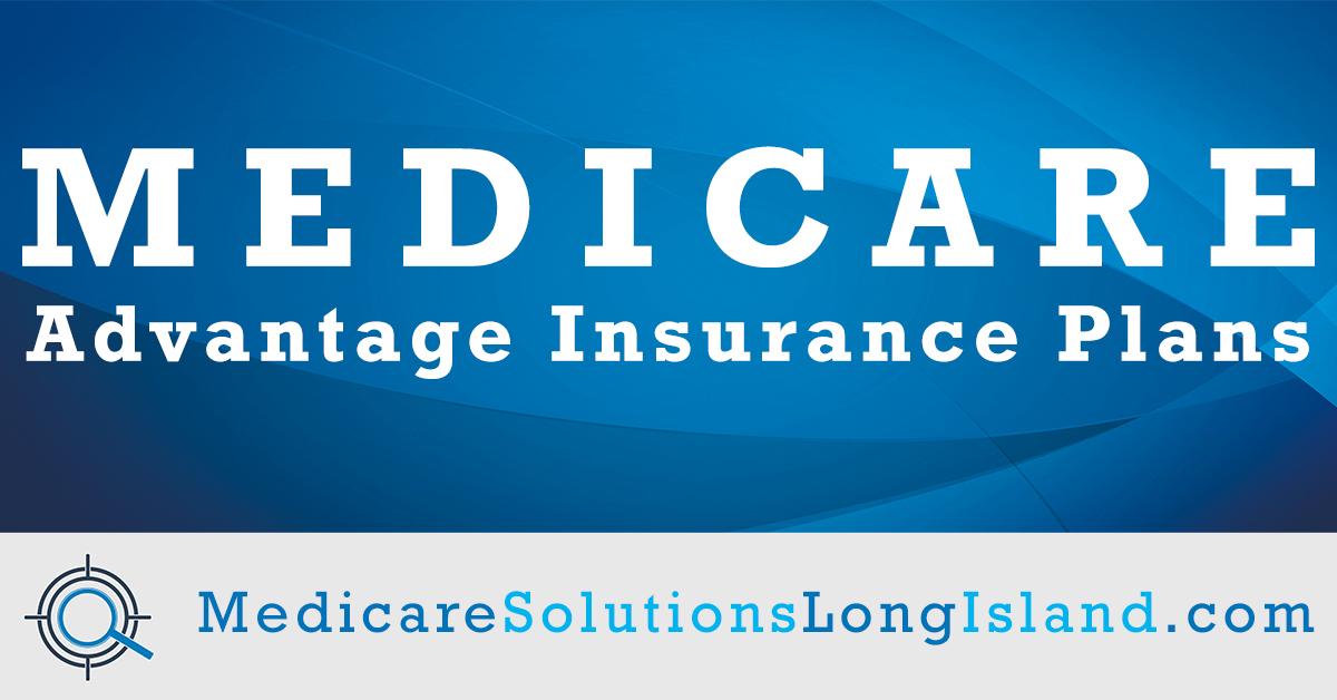 Medicare Advantage insurance plans
