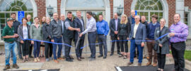 Tradition Bank Hosts Ribbon Cutting