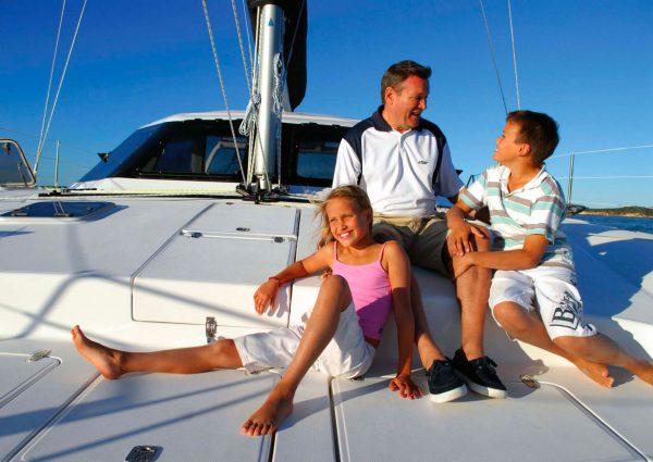 Seawind 1600 charter Wright Yachts