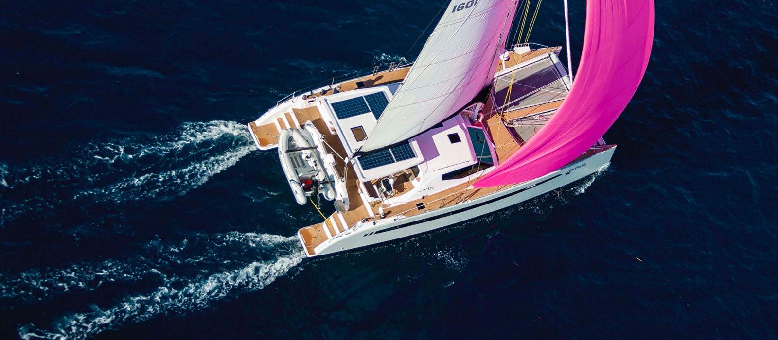 Build Your Seawind Catamaran