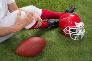 Massage for Football Players