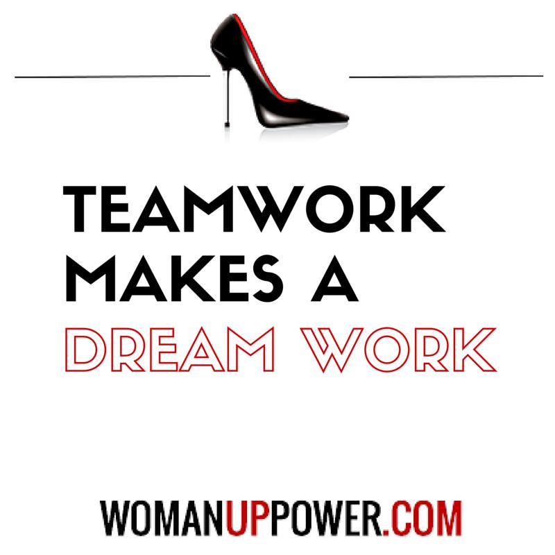 Teamwork Makes a Dream Work