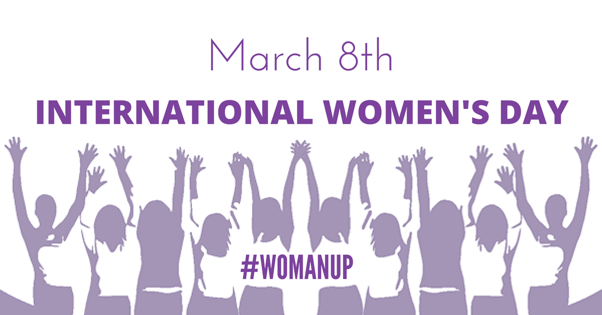 Celebrate International Women's Day In A Big Way