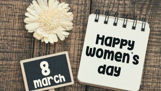 10 WAYS TO WOMAN UP! ON INTERNATIONAL WOMEN'S DAY