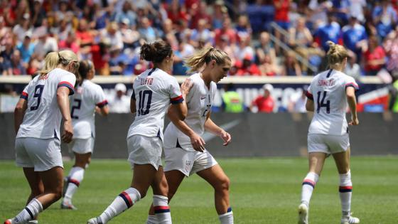 Women's Soccer USA