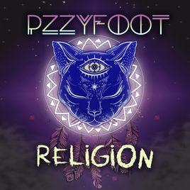 """""""Religion"""" Pussyfoot Album Cover"""