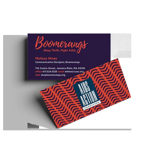 Boomerangs Thrift Store Rebrand