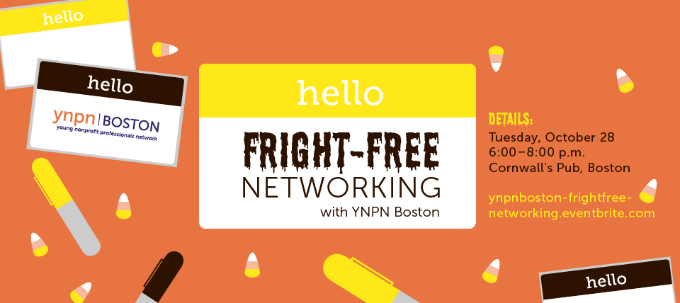 YNPN Boston Fright-Free Networking