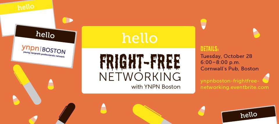 YNPN Boston Fright-Free Networking