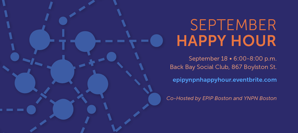 YNPN Boston September Happy Hour