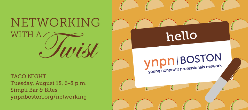 YNPN Boston Taco Tuesdays