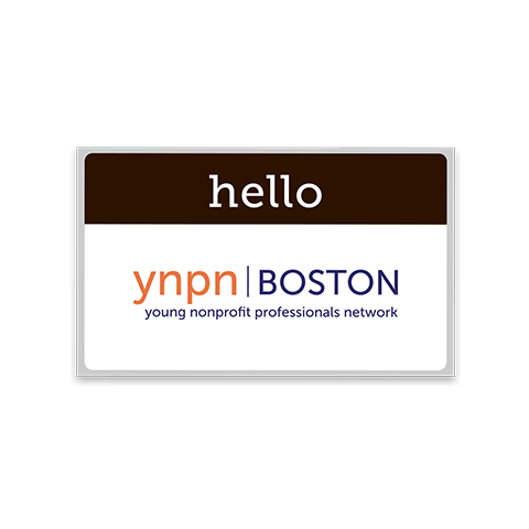 Young Nonprofit Professionals Network of Boston: Brand Management
